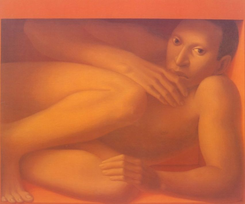 George Clair Tooker 1920-2011 - American Magic Realist painter - T  (22) [1280x768]