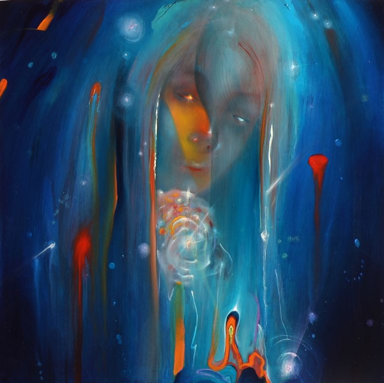 Michael Page 1979 - American Pop Surrealism painter -   (31) [1280x768]