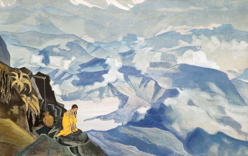 Nicholas Roerich drops-of-life-1924 [1280x768]