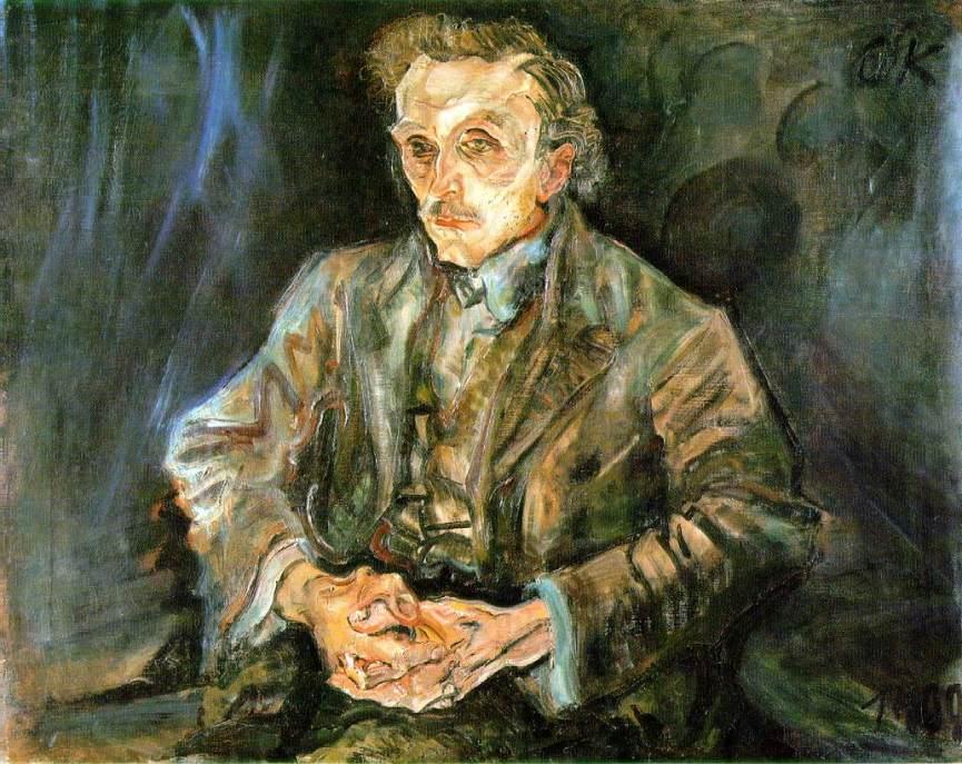 Oskar Kokoschka adolf-loos-1909
