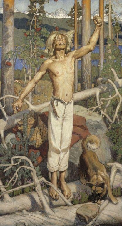 Akseli Gallen-Kallela n [1280x768]