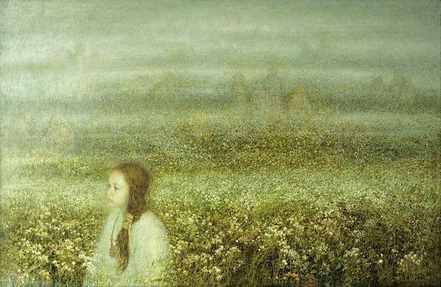 Alexandre Pavlenko  1974 - Ukrainian Pointillist painter (54) [1280x768]
