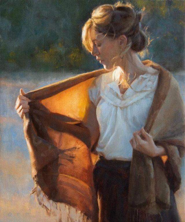 Andrea Orr - American Figurative painter    (1) [1280x768]