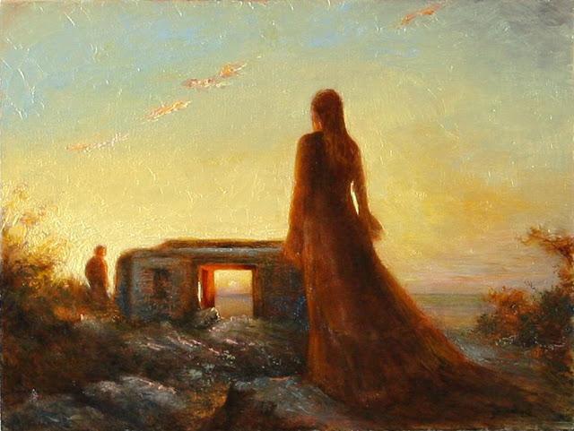 Antonio Nunziante 1956  Italy l'alba