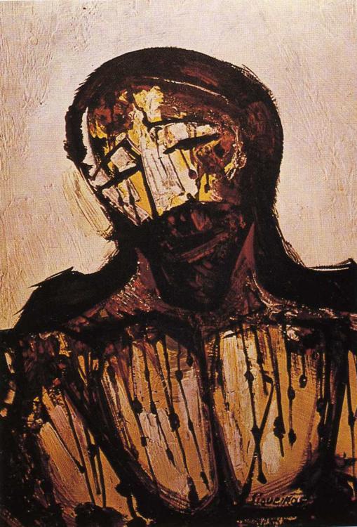 David Alfaro Siqueiros christ-1965