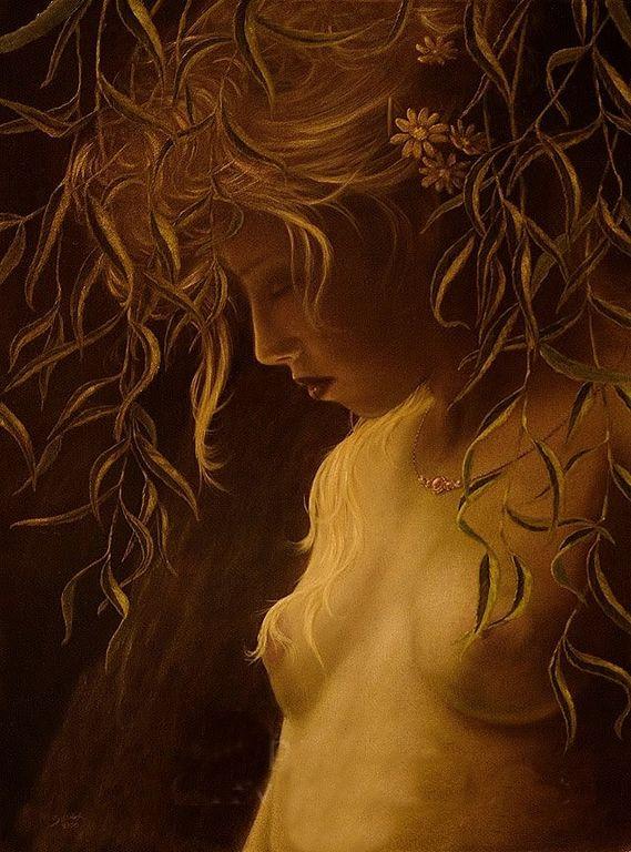 John Silver 1959 - British Figurative painter -  - (1) [1280x768]