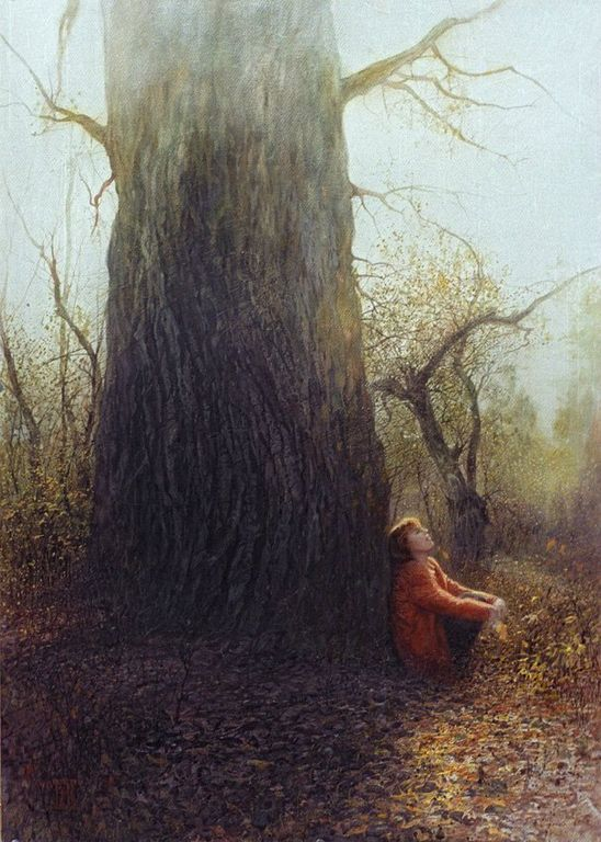 Alexandre Pavlenko   1974 - Ukrainian Pointillist painter (6) [1280x768]