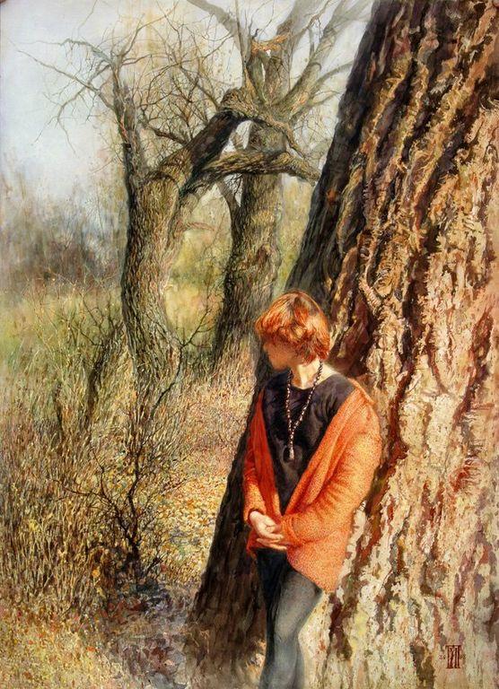 Alexandre Pavlenko  1974 - Ukrainian Pointillist painter (9) [1280x768]