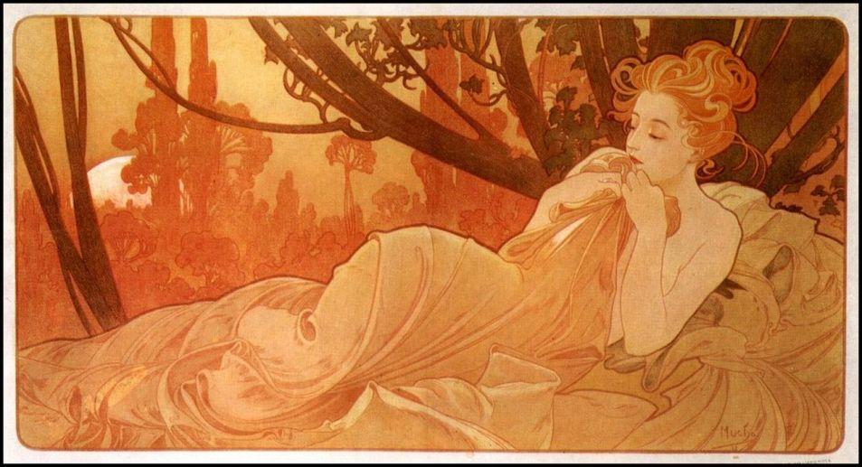 Alphonse Mucha Art 397 [1280x768]
