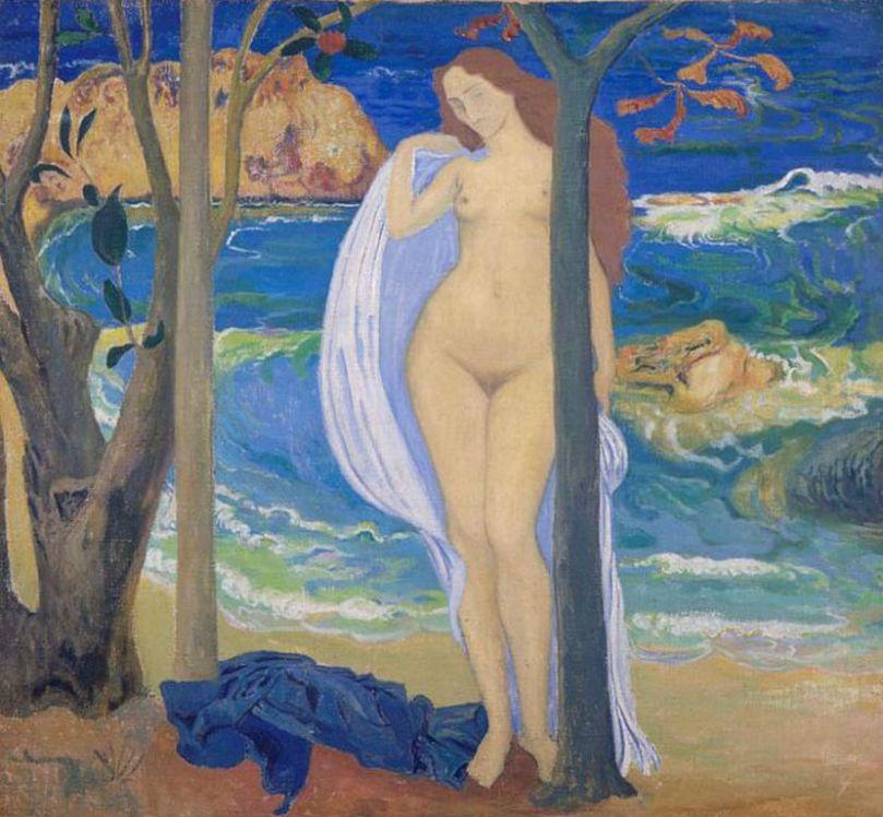 Aristide Maillol  LaCoteD'Azur+1895+MuseePetit-Palais+Paris [1280x768]