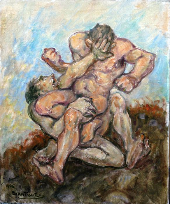 Boris Taslitzky -peintures-nus