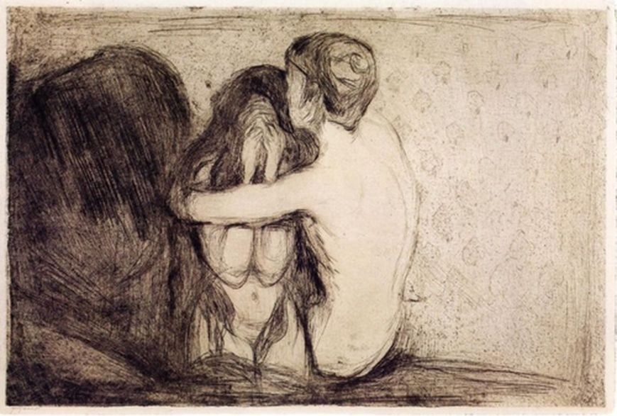 Edvard Munch  Consolation  o1_500 [1280x768] [1280x768]