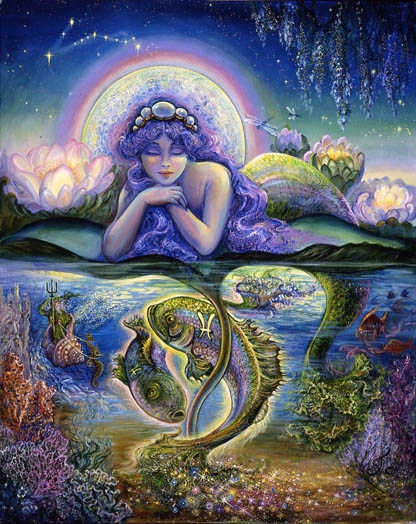 Josephine Wall  Poisson