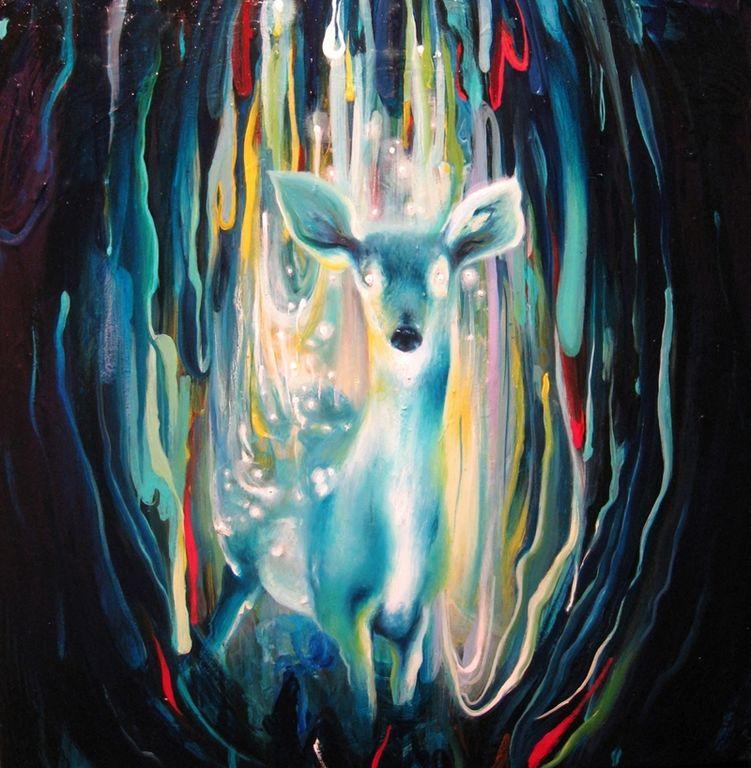 Michael Page 1979 - American Pop Surrealism painter -   (12) [1280x768]