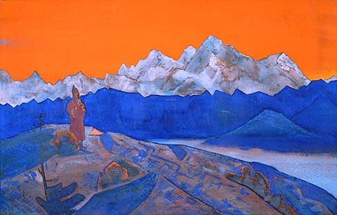 Nicholas Roerich red-lama-1924