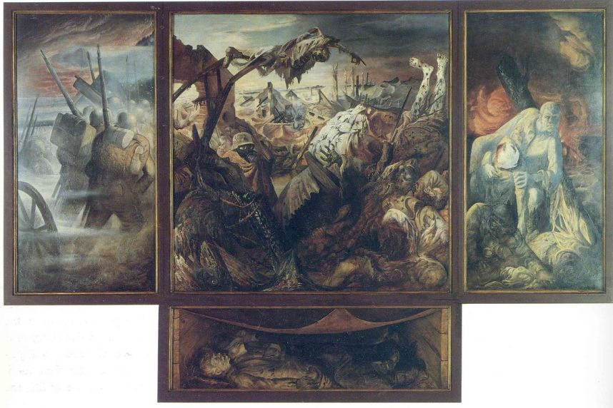 Otto Dix Painting   095 [1280x768]