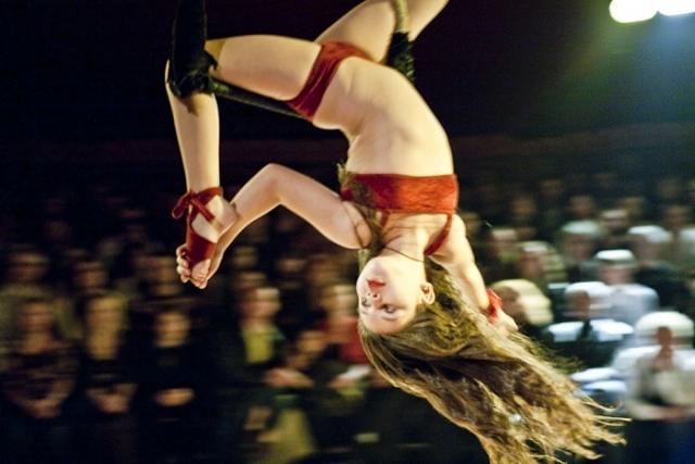Rose Reine, la trapeziste d'Anges