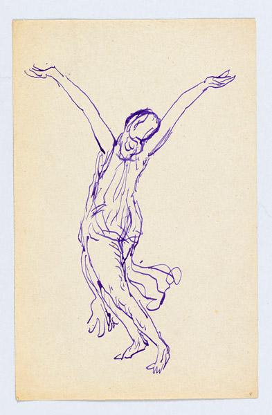 Antoine Bourdelle   Isadora Duncan 00