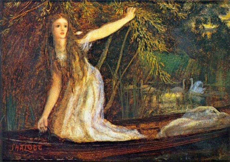 Arthur Hughes The_Lady_of_Shalott_ca_1863 [1280x768]