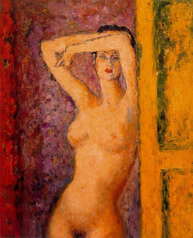 Arturo Souto female-nude-1960