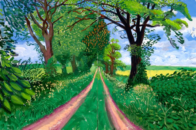 David Hockney -lg