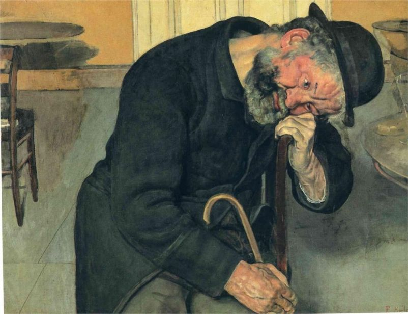 Ferdinand Hodler   a-troubled-soul.jpg!HD [1280x768]