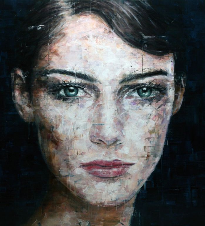Harding Meyer 1964 - Brazilian Portrait painter -   (4) [1280x768]