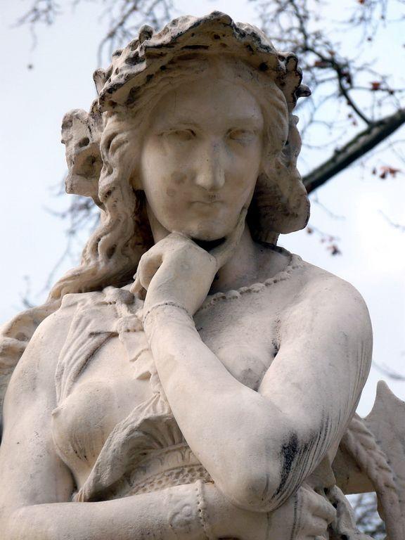 Hippolyte Maindron  Velléda [1280x768]
