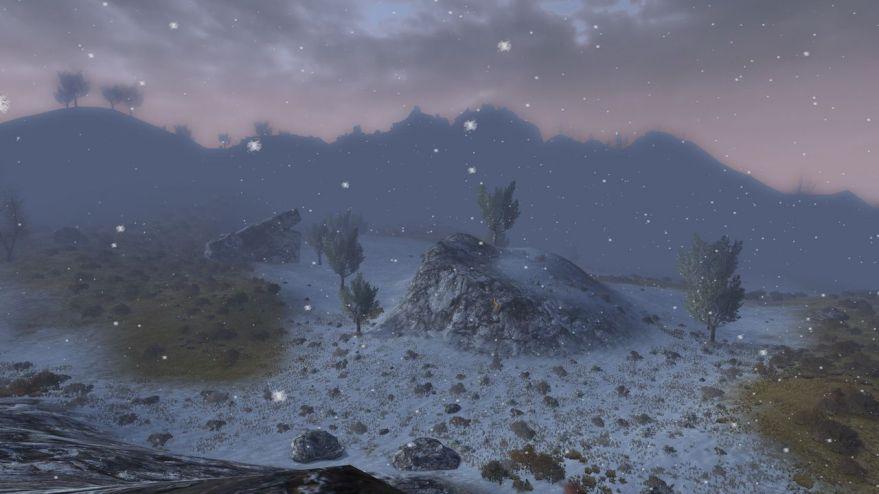 neige lande [1280x768]