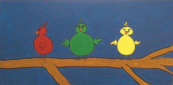 Nick Kenworthy three-little-birds-