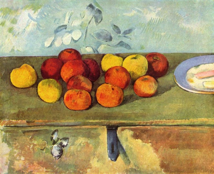 Paul Cézanne apples-and-biscuits-1895 [1280x768]