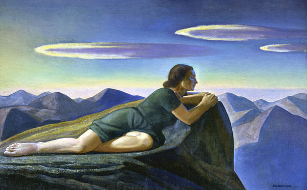 Rockwell Kent    _at_peace