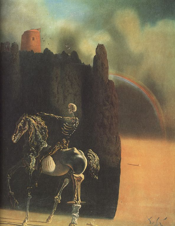 Salvador Dali [1280x768]