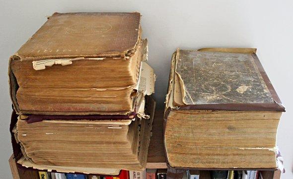 vieux dictionnaires