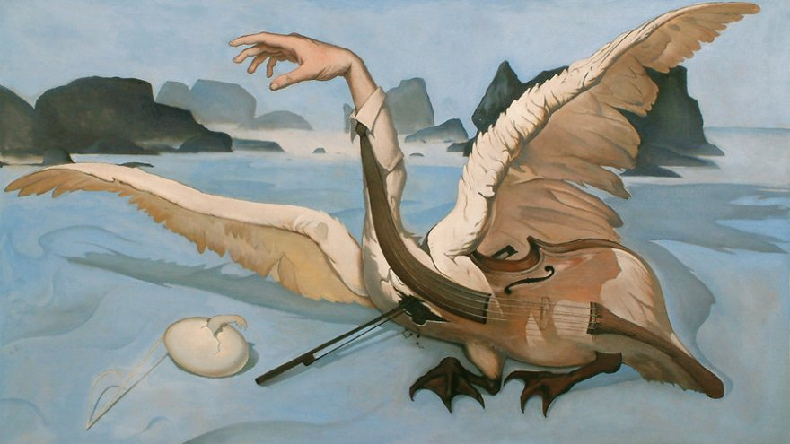 Adrian Borda The_Swan_Song_Hunter_by_borda