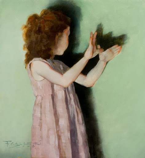 Fred Calleri  ,,Shadow Puppets