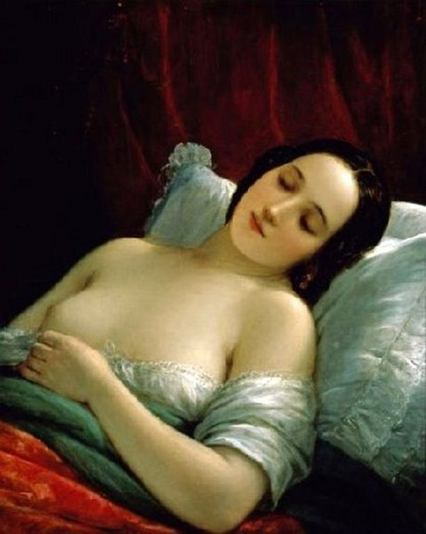Natale Schiavoni  The Sleeper [1280x768]
