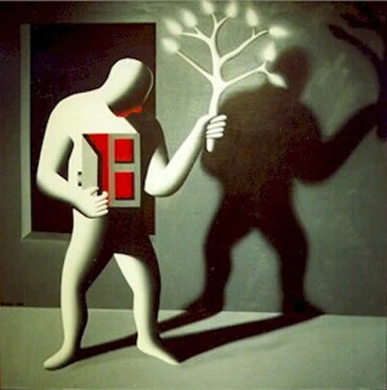 Mark Kostabi Internal-Affair