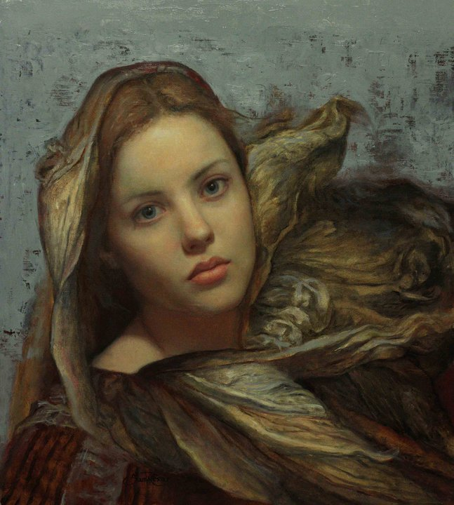 Cesar Santos 1982 -  Cuban-born Figurative American painter - Tutt'Art@ (19)