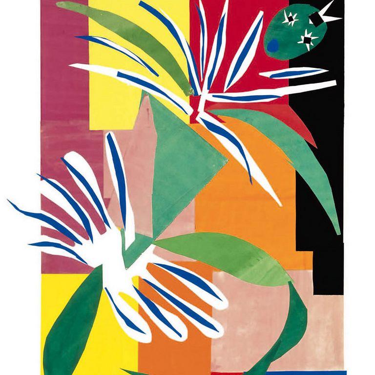 Henri Matisse Danseuse Créole l [1280x768]