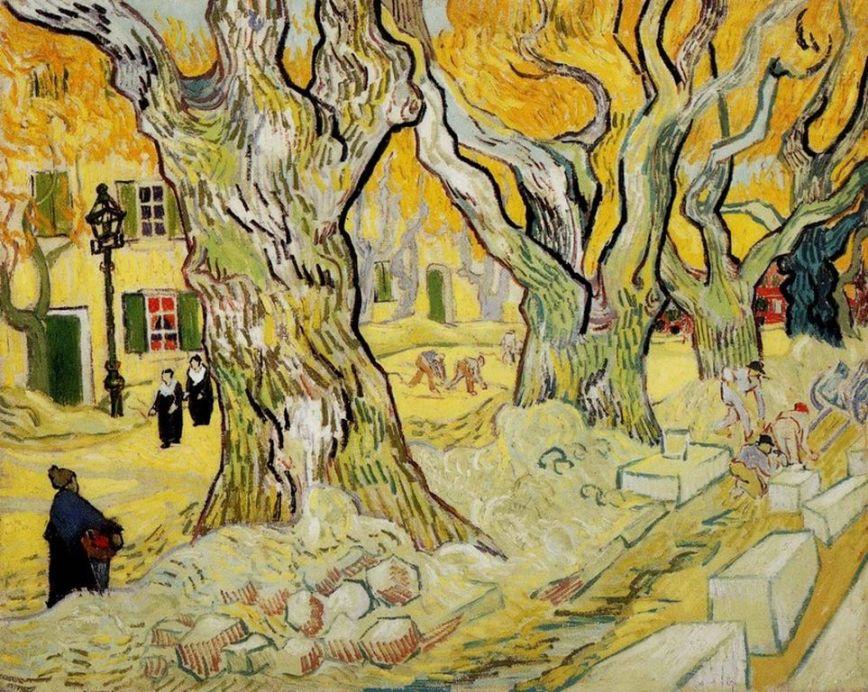Vincent Van Gogh [1280x768]