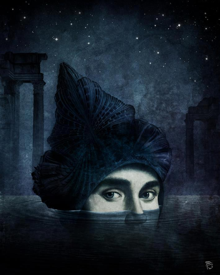 Christian Schloe - Austrian Surrealist Digital painter - Tutt'Art@ (90)