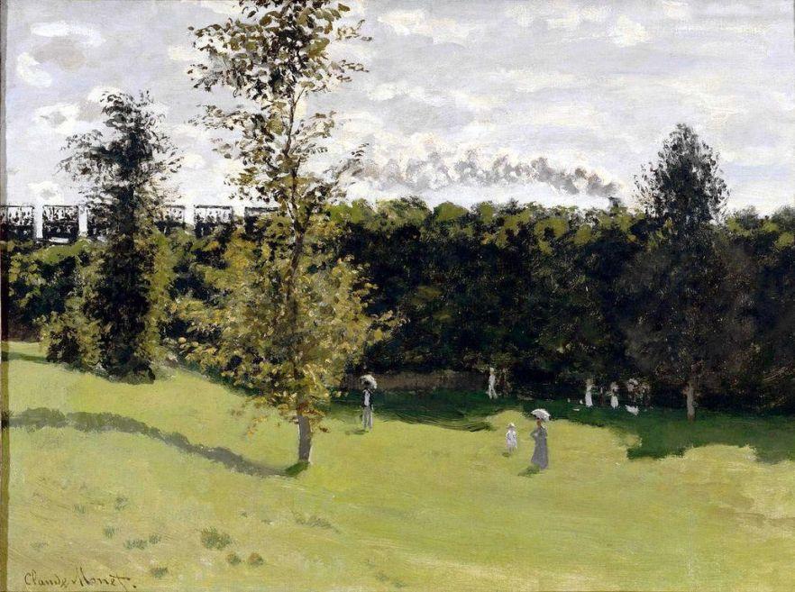 Claude Monet_ train dans la campagnef [1280x768]