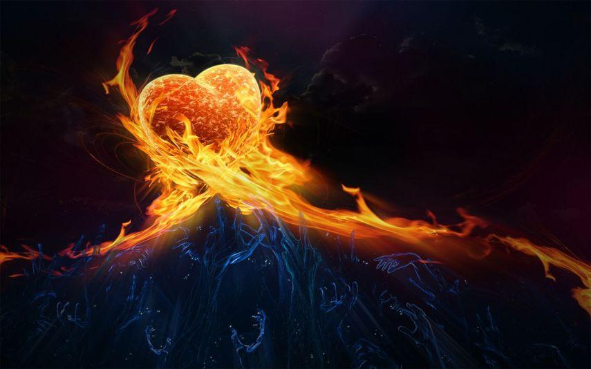coeur en feu [1280x768]