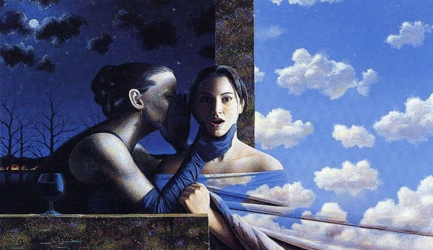 Ernesto Arrisueño 1957 - Peruvian-born Australian painter - Tutt'Art@ (47) [1280x768]