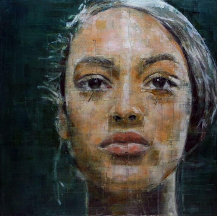 Harding Meyer   1964 - Brazilian Portrait painter -   (3) [1280x768]