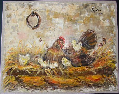 poule poussins 2