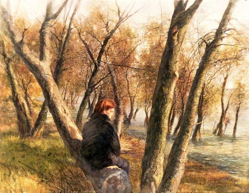 Alexandre Pavlenko  1974 - Ukrainian Pointillist painter (46) [1280x768]