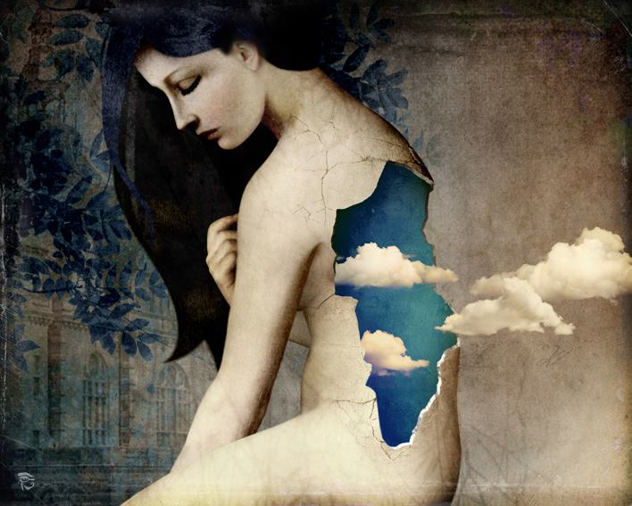 Christian Schloe - Austrian Surrealist Digital painter - Tutt'Art@ (84)