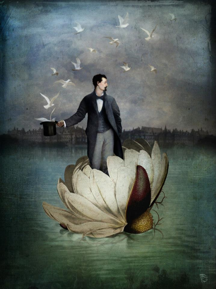 Christian Schloe - Austrian Surrealist Digital painter - Tutt'Art@ (92)
